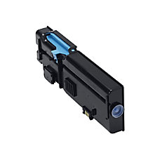 Dell High Yield cyan original toner