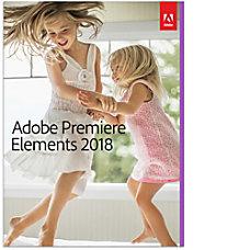 Adobe Premiere Elements 2018 Download Version