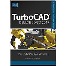 TurboCAD Deluxe 2017 Download Version