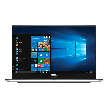 "Dell™ XPS 13 9370 Laptop, 13.3"" 4K UHD Touch Screen, Intel® Core™ i7, 16GB Memory, 512GB Solid State Drive, XPS9370-7392SLV-PUS"