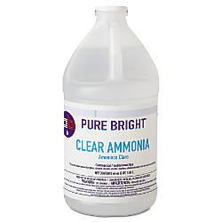 Pure Bright Clear Ammonia 64 Oz