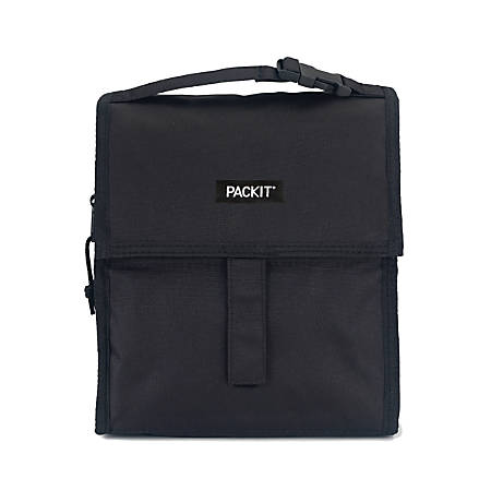 PackIt® Freezable Lunch Bags, Assorted Colors