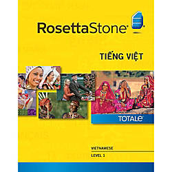 Rosetta Stone Vietnamese Level 1 Windows