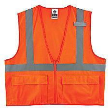 Ergodyne GloWear Safety Vest Standard Solid