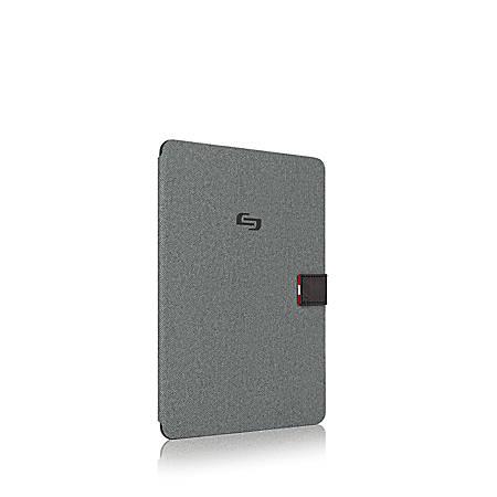 Solo® Slim Case For Apple® iPad® mini™, Gray