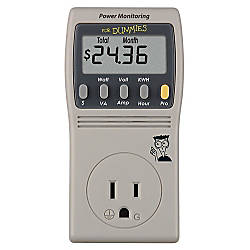 p3 p4455 power monitoring for dummies manual