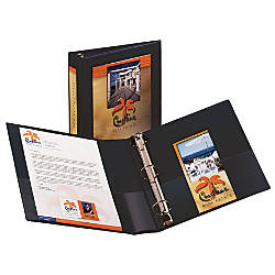 Avery Frame View Heavy Duty Binder