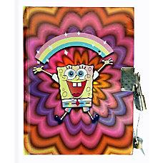 Nickelodeon Sponge Bob Rainbow Diary 6