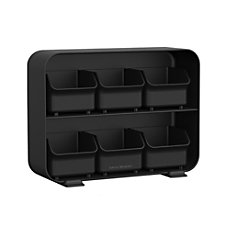 Mind Reader Clutch 6 Drawer Tea