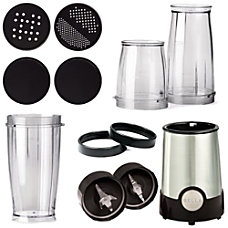 Bella 12 Piece Rocket Blender Stainless