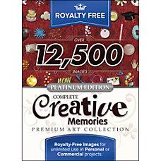 Royalty Free Complete Creative Memories Premium
