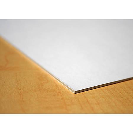"Royal® Illustration Board, 20"" x 30"", White"