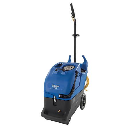 Clarke EX20 100SC Carpet Extractor, Blue