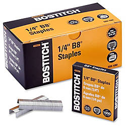 Bostitch PowerCrown Premium Staples 210 Per