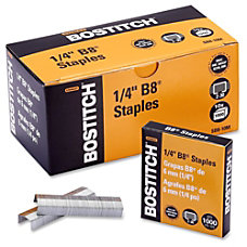 Bostitch PowerCrown Premium Staples 210 Per