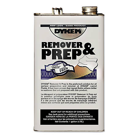 1 GAL REMOVER/THINNER