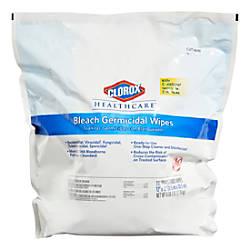 Clorox Germicidal Wipes Refill 12 x