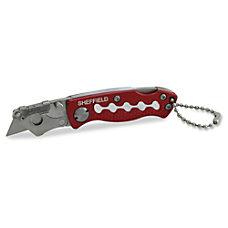 Sheffield Great NeckMini Lockback Utility Knife