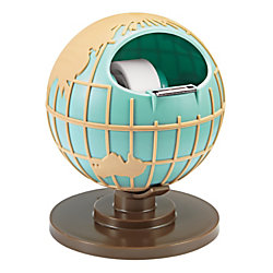 "Scotch® Fashion Tape Dispenser, 3/4"" x 350"", Globe"