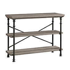 Sauder Canal Street Anywhere Console For