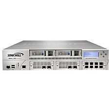 SonicWall Aventail SRA EX9000 Remote Access