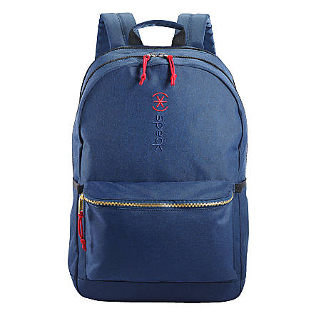 Speck Products 3 Pointer Laptop Backpack, Blue/Tan