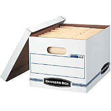 Bankers Box StorFile EasyLift Storage Boxes