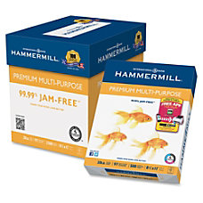 Hammermill Smooth Premium Copy Multipurpose Paper