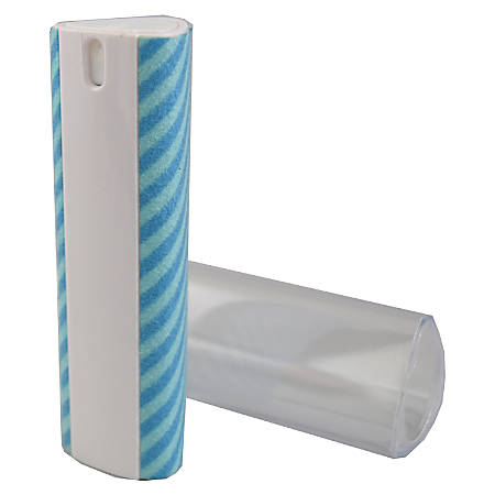 Ativa™ On-The-Go Screen Cleaner, Blue Stripes