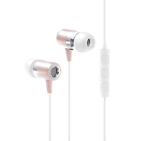 Bytech Supreme Earbuds, Rose, BYAUEB131RG