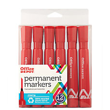 Office Depot Brand 100percent Recycled Plastic