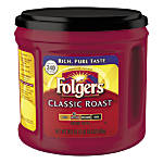 Folgers Classic Roast Coffee 305 Oz