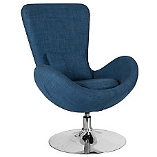 Flash Furniture Egg Side Reception Chair