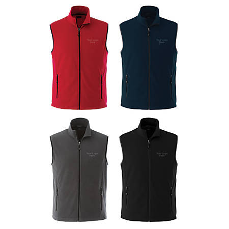 Tyndall Polyfleece Vest, Men's