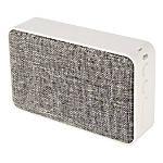 Ativa Wireless Speaker Fabric Covered GrayWhite
