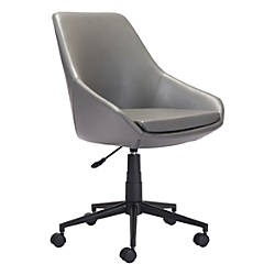 Zuo Modern Powell Mid Back Chair