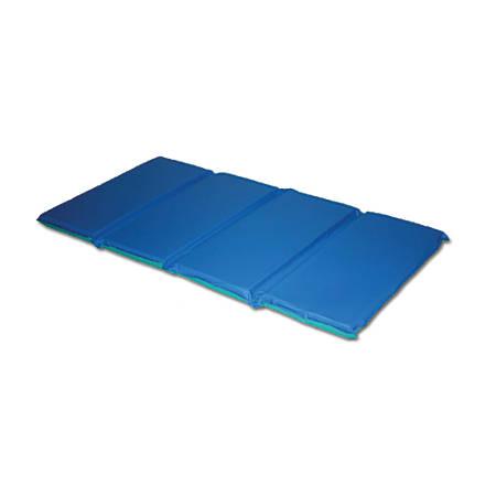 """Peerless Plastics DayDreamer Rest Mat, 1""""H x 24""""W x 48""""D, Teal/Blue, Pre-K - Grade 1"""