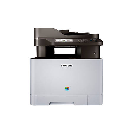 Samsung Xpress SL C1860FW Wireless Color Laser All In One Printer