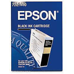 Epson S020118 Black Ink Cartridge