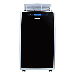 Honeywell MM14CCS Portable Air Conditioner - Cooler - 4102.99 W Cooling Capacity - 700 Sq. ft. Coverage - Yes - Black, Silver