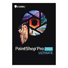 Corel Paint Shop Pro 2020 Ultimate