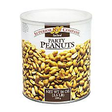Superior Nut Party Peanuts 56 Oz