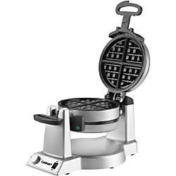 Cuisinart Belgian Waffle Maker Stainless SteelBlack