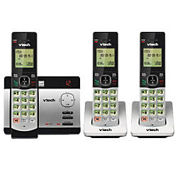 VTech CS5129 3 DECT 60 Expandable