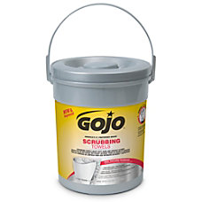 GOJO Scrubbing Towels Fresh Citrus Scent