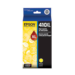 Epson Claria 410XL High Yield Yellow