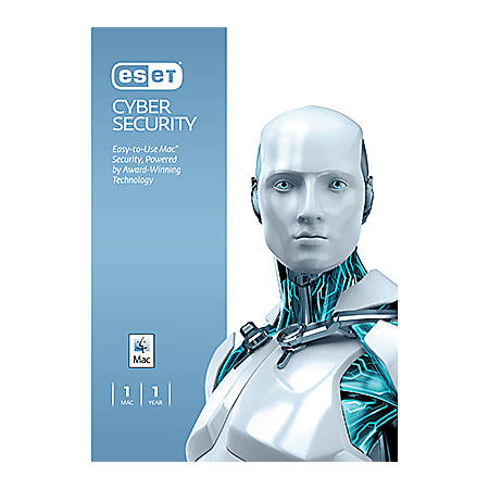 ESET Cyber Security for Mac - 1 User