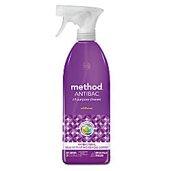 Method Antibac All Purpose Cleaner Wildflower