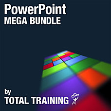 PowerPoint Mega Bundle by Total Training