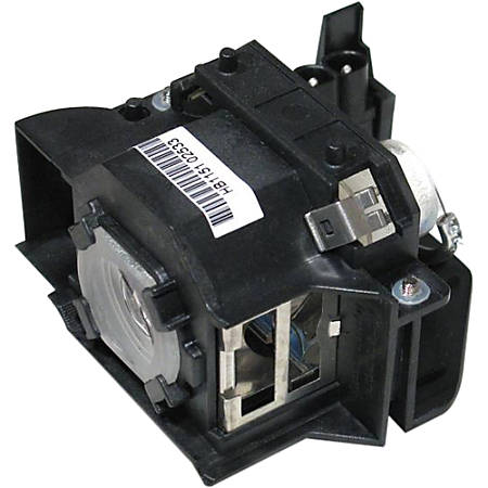 Replacement Projector Lamp for Epson ELPLP34, V13H010L34 - Fits in Epson Projectors EMP-62, EMP-62C, EMP-63, EMP-76C, EMP-82, EMP-X3, 62, 62C, 63, 76C, 82, 82c